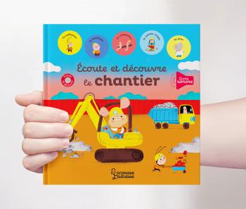 Ecoute et Decouvre – Le Chantier