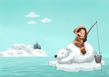 A day at the Arctic