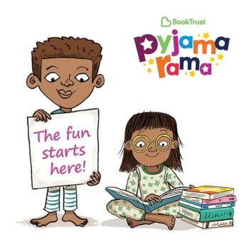 Book Trust - Pyjamarama
