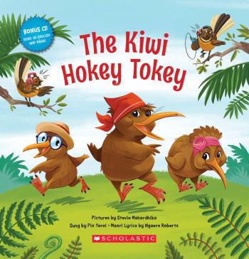 The Kiwi Hokey Tokey Songbook