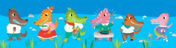 Dinosaurs - Editions Lito