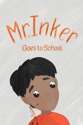 Mr. Inker Goes to School