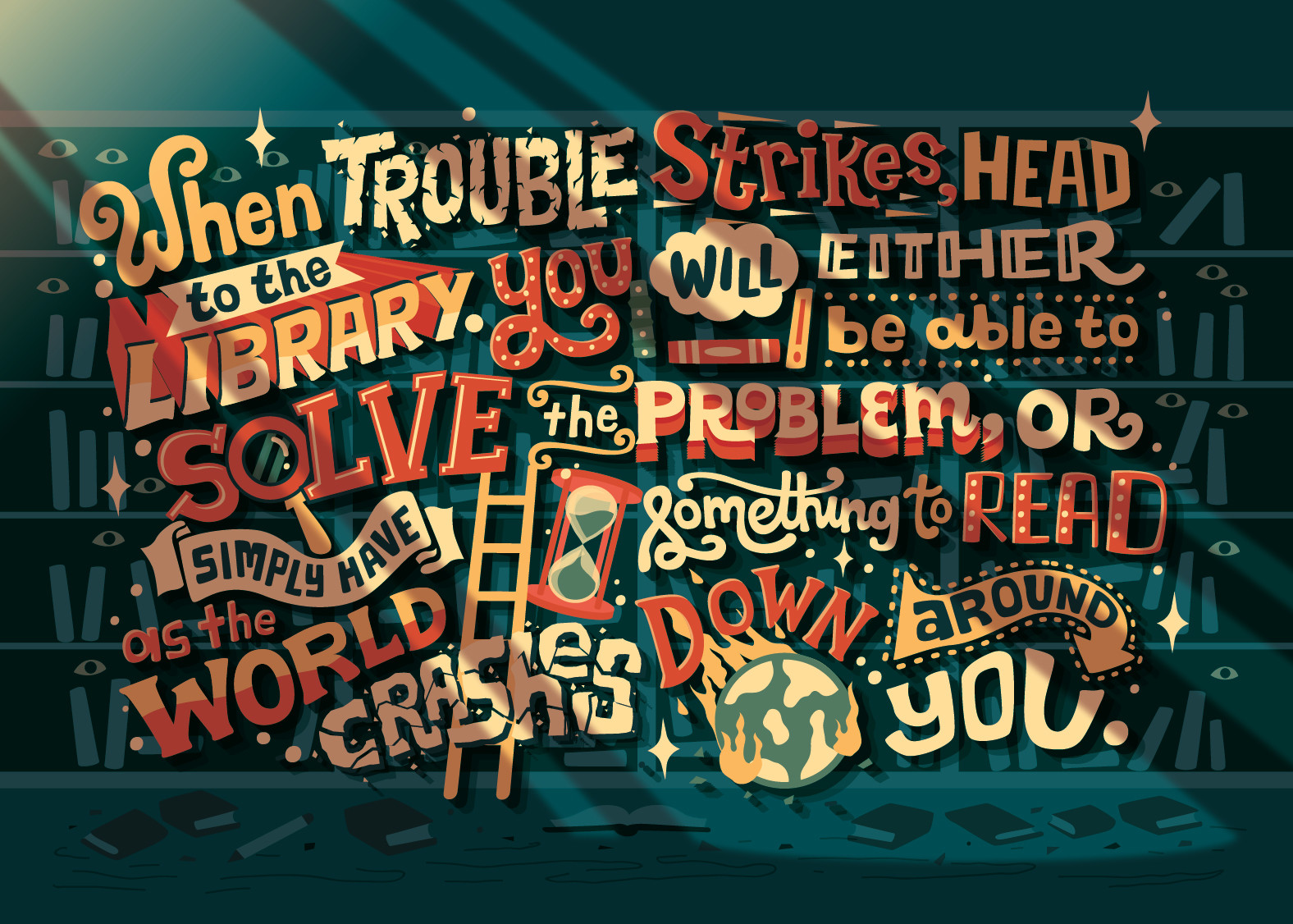 Read Something Else: Collected & Dubious Wit & Wisdom of Lemony Snicket