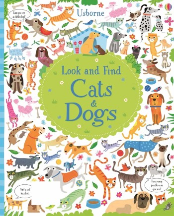 Look and Find Dogs
